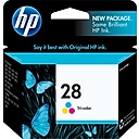 HP 28 Tri-Color Standard Yield Ink Cartridge