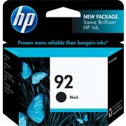 HP 92 Black Ink Cartridge (C9362WN)