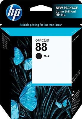 HP 88 Black Ink Cartridge (C9385AN)