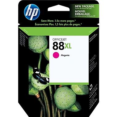 HP 88XL Magenta Ink Cartridge (C9392AN), High Yield