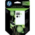 HP 88XL Black Ink Cartridge (C9396AN), High Yield