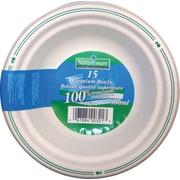 Natureware Premium Biodegradable Bowl, 15-Pack