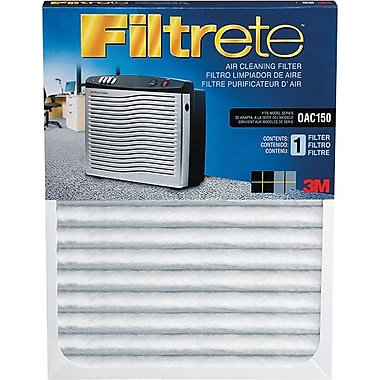 3M™ OAC150RF Air Cleaning Filter, White