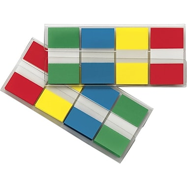 Post-it® Flags in Portable Dispenser, 1
