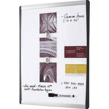 Quartet® - Tableau blanc aimanté à effacement sec de première qualité
