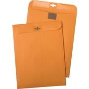 "Quality Park® Clear-Clasp™ 10"" x 13"" Catalog Envelopes, 100/Box"