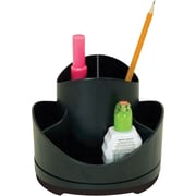 Staples Value Rotating Desk Organizer