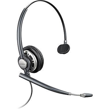 Plantronics EncorePro® HW710 78712-101 Monaural Headset with Noise Cancelling Mic
