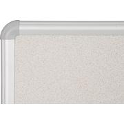 Best-Rite Antibacterial/Antimicrobial TackBoard, 4' x 4'