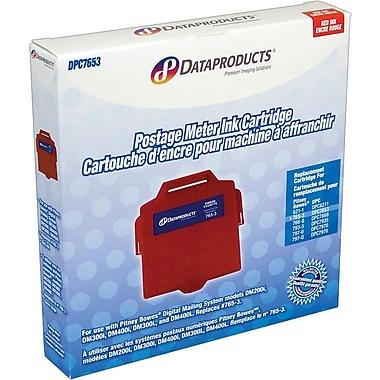 DP Reman Postage Meter Ink Cartridge, Pitney Bowes 765-3 (DPC7653)