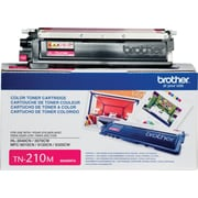 Brother - Cartouche de toner magenta TN210