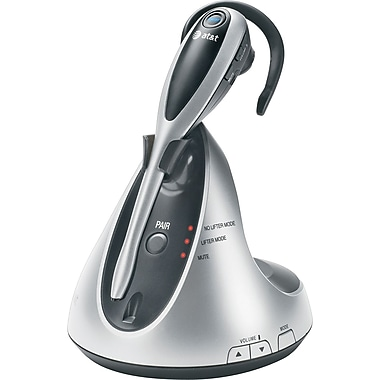 AT&T TL7610 DECT 6.0 Digital Cordless Headset