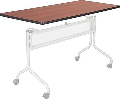Safco® Impromptu™ 5' Mobile Training Table Top, Cherry