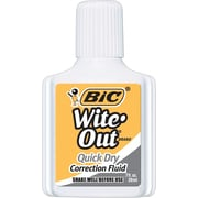 BIC® Wite-Out Quick-Dry Correction Fluid