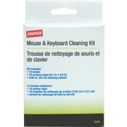 Staples® Mouse and Keyboard Cleaning Kit