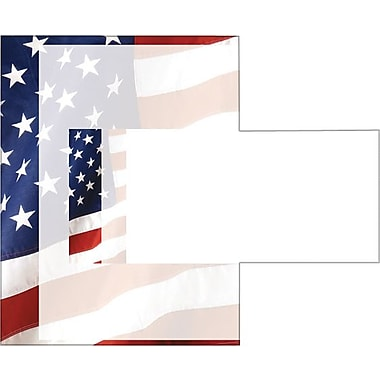 Great Papers® Old Glory Letterhead, 100/Pack