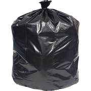 Brighton Professional™ Linear Low-Density Trash Bags, Black, 33 Gallon, 250 Bags/Box