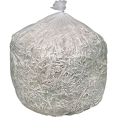 Brighton Professional™High Density Medium Strength Trash Bags, Clear, 20-30 Gallon, 500 Bags/Box