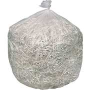 Brighton Professional™ High Density X-Heavy Strength Trash Bags, Clear, 40-45 Gallon, 250 Bags/Box
