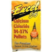 Scotwood Industries Excel Calcium Chloride Pellets, 50 lb.