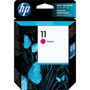 HP 11 Magenta Ink Cartridge, Standard (C4837A)