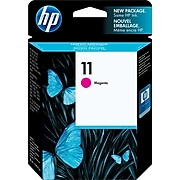 HP 11 Magenta Standard Yield Ink Cartridge (C4837A)