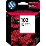 HP 102 Gray Photo Ink Cartridge (C9360AM)