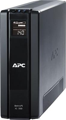 Power Saving Back-UPS Tower 1300VA LCD Display 10 Outlet (BX1300G)