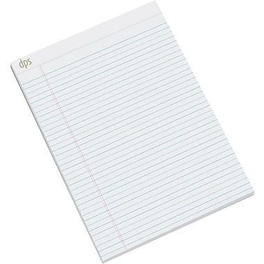 Diversity Product Solutions by Staples® Notepads, Letter Sized (8.5