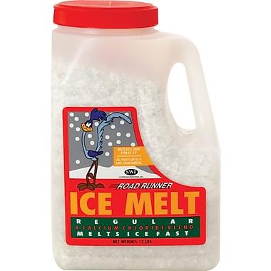 Road Runner Ice Melt, 12 lb. jug, 4/Case