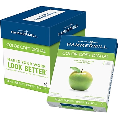 HammerMill Color Copy Digital Paper, 8 1/2