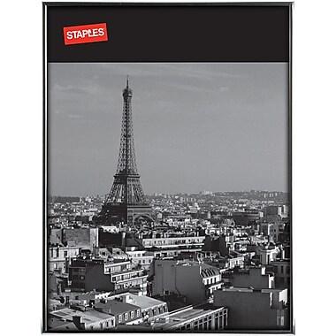 Staples - Cadre en aluminum pour affiche, 18 po x 24 po