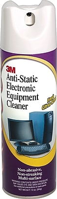 3M™ MMMCL600 Antistatic Electronic Equipment Cleaning Spray, 10 oz., Aerosol Can