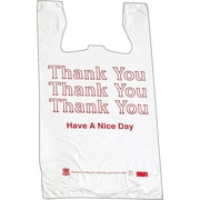 "Avery Monarch ""Thank You"" Plastic Bags"