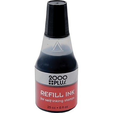 Cosco 2000Plus Self-Inking Stamp Refill Ink