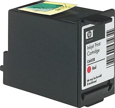 HP Red POS Ink Cartridge (C6602R)