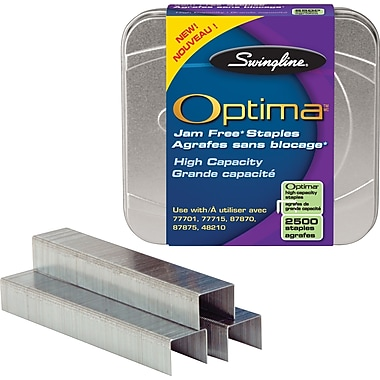 "Swingline® Optima® 3/8"" High-Capacity Staples"