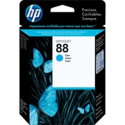 HP 88 Cyan Original Ink Cartridge (C9386AN)