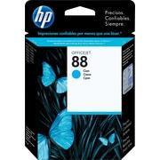 HP 88 Cartouche d'encre cyan d'origine (C9386AN)