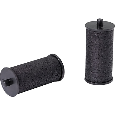 Avery Monarch Replacement Ink Rollers for Garvey Label Guns, Black, 2/Pack