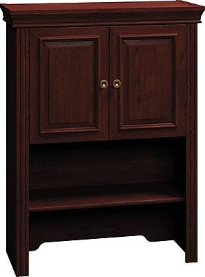 Bush Business Furniture Syndicate 30W Lateral File Hutch, Harvest Cherry (6355CS-03FA)