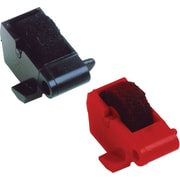 Data Products® R14772 Ink Roller for Canon® and Sharp®, Black and Red