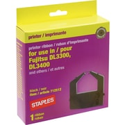 Staples® Fujitusu 16603 Compatible Printer Ribbon