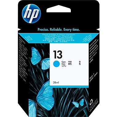 HP 13 Cyan Ink Cartridge (C4815A)