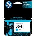 HP 564 Cyan Ink Cartridge (CB318WN)