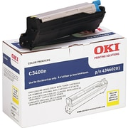 OKI 43460201 Yellow Drum Cartridge