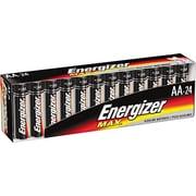 Energizer AA Alkaline Batteries, 24Pk