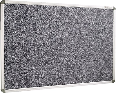 Best-Rite® Recycled Rubber-Tak Tackboards, 4x8'
