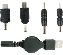 Chargers & Connectors