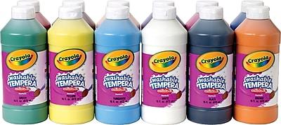 Crayola® 16oz Washable Paint